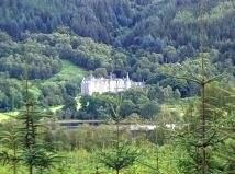 Some Wonderful countryside towards the Great Trossachs Forest