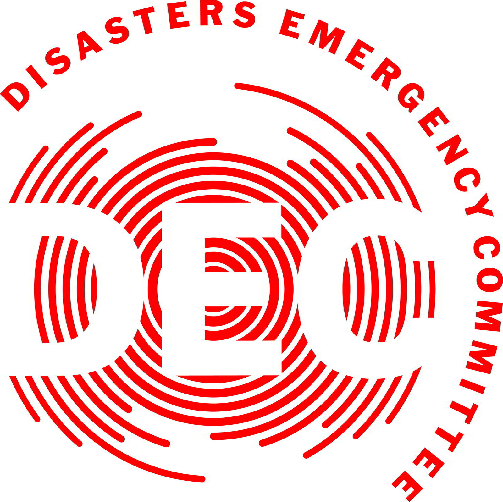 Fundraising for the Disasters Emergency Committee