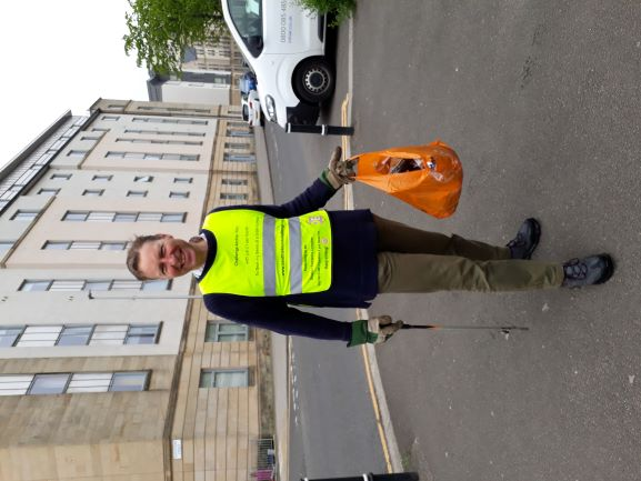 Who would Have Thought That There Would Be Quite So Much Joy To Be Found In Litter Picking