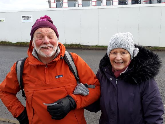 Smiles Nos 163 - 164 Denis And Christine From Leith