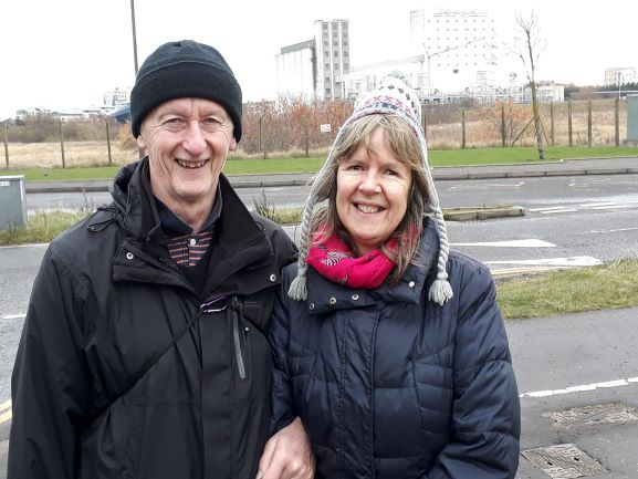 Ian And Fiona From Newhaven, Edinburgh