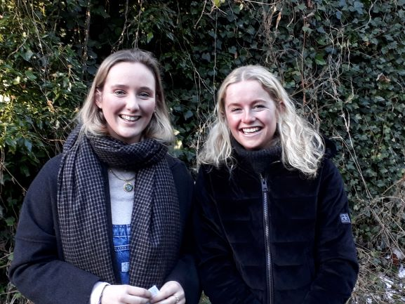 Smiles Nos. 190-191 - Ailsa And Maggie From Stockbridge Edinburgh