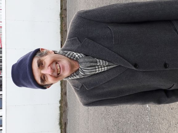 Smile No.221 - Gavin From Newhaven, Edinburgh