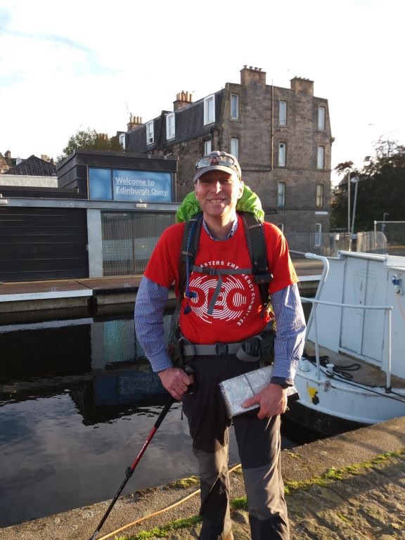 Canal Walk Challenge -- Success!